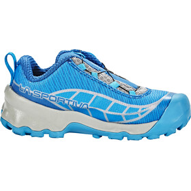 La Sportiva Flash Running Shoes Kids Blue